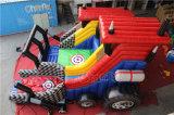 Traktor-Fall-Sprung und aufblasbares Plättchen Chsp548