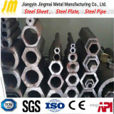 Труба специального раздела стальная в подгонянной форме, стальная ранг и размер