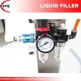 Sola máquina de rellenar líquida principal vertical de la máquina de rellenar del agua