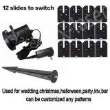 LED Xmasライト、防水電池LEDライト、屋外クリスマスの装飾