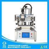 Tampo da mesa de alimentação de fábrica Mini máquina impressora de tela plana