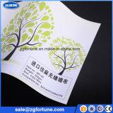 溶媒またはLatex/UVの印刷のためのインポートされた模造リネンタイプファブリック壁紙Eco、魔法の壁紙