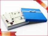 선물 보석 수송용 포장 상자 파란 공간 덮개 보석함 보석