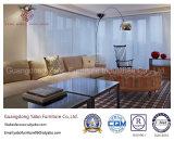 Jogos simples da mobília do quarto do hotel do estilo com projeto delicado (YB-WS-44)