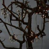 كرة أرضيّة زخرفيّة خيط أضواء, [8.3فت] 72 [لد] يعلّب داخليّة/خارجيّة خيط أضواء لأنّ حديقة, [إكسمس] حزب