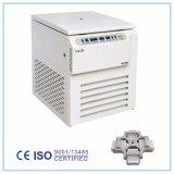 Tipo refrigerato ad alta velocità centrifuga del pavimento della centrifuga del laboratorio con Ce