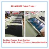 Lange Flachbettdigital-Drucken-Maschine für Gewebe