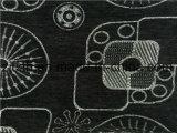 소파 물자 직물 (FTH32083ABC)의 셔닐 실 유형