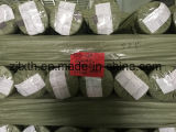 Chenillle 기하학적인 자카드 직물 방석 직물 (fth31930)