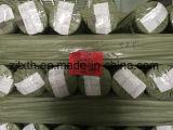Chenillle геометрической жаккард ткань подушки (fth31930)