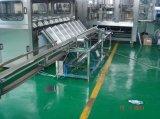 Linha engarrafada 19 litros da máquina de enchimento do Aqua