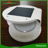 Lámpara de pared impermeable solar al aire libre ahorro de energía del jardín del radar de 16 LED de movimiento de la luz solar del sensor