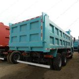 China DieselSinotruk HOWO 6X4 336HP 30 Tonnen Speicherauszug-/Lastkraftwagen mit Kippvorrichtung