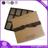 Caixa Eco-Friendly do chocolate das caixas de presente do Keepsake de Hardcase
