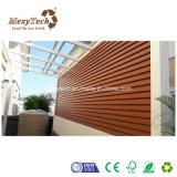 La decoración personalizada resistente al agua caliente de la venta de panel de pared interior de WPC