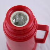 Garrafa de água plástica encantadora do vácuo com forro de vidro