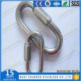 Электрическое гальванизированное и нержавеющая сталь груши формы быстро соединение
