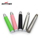 Ocitytimes 다채로운 Cbd 기화기 자아 분무기 전자 담배 510 건전지