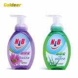 Espuma de alta antisséptico lave à mão sabão líquido/mão sabão líquido/lavagem de mãos de sabão líquido sala cozinha Use