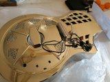 Guitare électrique de Cutway de guitare de résonnateur de salon d'Aiersi avec la camionnette de livraison