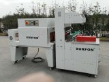 Герметичность гильзы Fully-Auto Brzail туннеля в упаковке машины для BOPP ленту на заводе