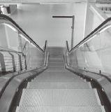 El transporte público por escaleras mecánicas para Expo Shanghai coreano Hall