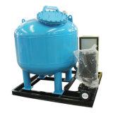 Van de Terugslag van de Installatie van de Behandeling van het Water van de omgekeerde Osmose de Automatische Filter Van verschillende media van het Zand