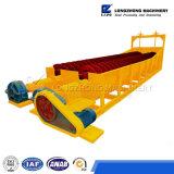 Lavatrice industriale della sabbia di spirale di alta efficienza