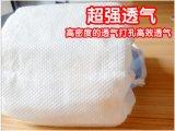 Tecidos de superfície secos do bebê da absorção