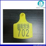De dierlijke Markering van het Oor met Spaander Tk4100 voor Vee en Schapen