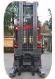 Sentado Apilador Carretilla elevadora eléctrica de llegar a