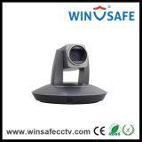 18X光学ズームレンズの自動追跡のビデオ会議フリップPTZカメラ