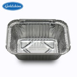 Piccolo contenitore di alimento del di alluminio