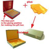 ギフト用の箱のための熱いコートの接着剤機械