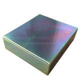 고품질 제작 주문 코너 제품, 금속 각인