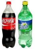 Пластичной Carbonated бутылкой машина пить разливая по бутылкам