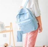 La marca di Delune dei sacchetti di banco dei bambini scherza lo zaino