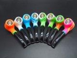 Tubo di tabacco di fumo di acqua del fornitore della Cina del silicone di vetro approvato dalla FDA del tubo