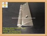 304ステンレス鋼のハードウェアの適切なヒンジ