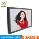 Commercia l'affichage de publicité LCD 19 pouces avec support mural VESA (MW-194MBH)