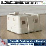 Parti su ordinazione professionali dell'elevatore dello stampaggio profondo dell'OEM per il pulsante