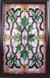 Het Venster van de Kunst van het Comité van het Gebrandschilderd glas van Tiffany