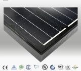 Panneau solaire cristallin mono des cellules 300W 310W 320W de vente chaude 72