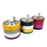 Кривошип травяной кофемолка смешайте цвет для курящих (ES-GD-132)