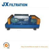 Klärschlamm-horizontale Schrauben-Sedimentbildung-Zentrifuge für städtisches Abwasser