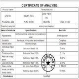 Высокое качество Antidepressant наркотиков сульфат Tianeptine порошок 66981-73-5