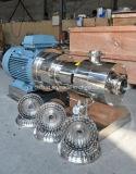 Оборудование для майонеза, Inline высокого смесителя ножниц, машины эмульсии нагнетая