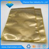 Kundenspezifischer Reißverschluss-Fastfood- Aluminiumfolie-mit Reißverschlussbeutel für Unterwäsche