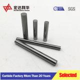 Hastes de carboneto de tungstênio de ferramentas de corte aterrado