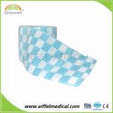 Nuova fasciatura elastica veterinaria coesiva non tessuta di stampa di disegno